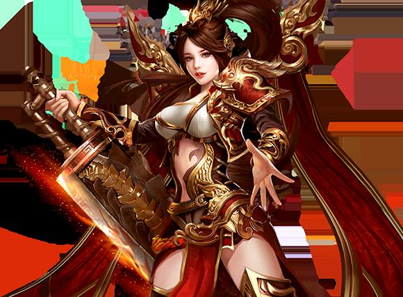 龙皇传说手游安卓女