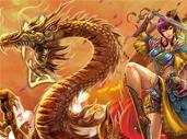 屠龙传说游戏壁纸4