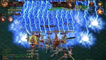 逐日战神游戏截图2