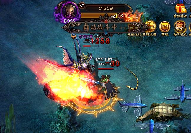 王者屠龙游戏截图2
