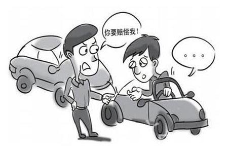 三团伙开豪车碰瓷被抓 专盯酒驾司机图片